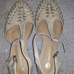 Shoes - Chase and Chloe Flat